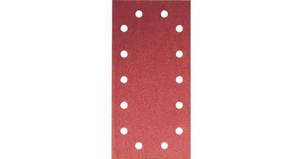 Bosch Sanding sheet 115x280 mm K80 (10x)