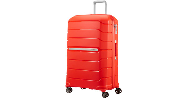 Samsonite Flux Expandable Spinner 75cm Tangerine Red