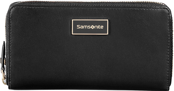 Samsonite Karissa LTH SLG L Zip Around Black