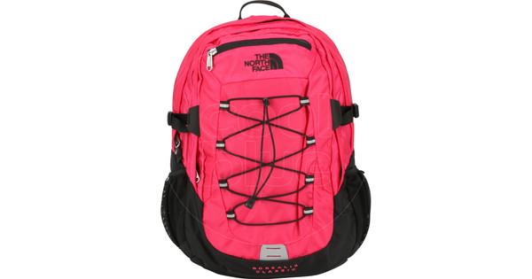 The North Face Borealis Classic Raspberry Red/TNF Black