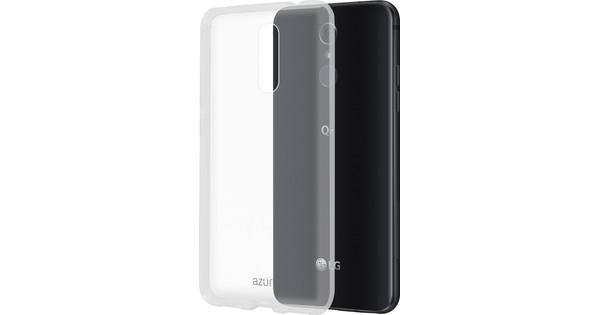 Azuri Glossy TPU LG Q7 Back Cover Transparent