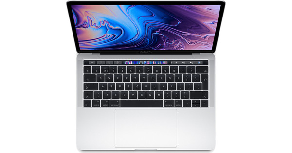 Apple MacBook Pro 13 inches Touch Bar (2018) MR9U2N/A Silver