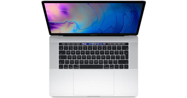 Apple MacBook Pro 15'' Touch Bar (2018) MR972N/A Silver