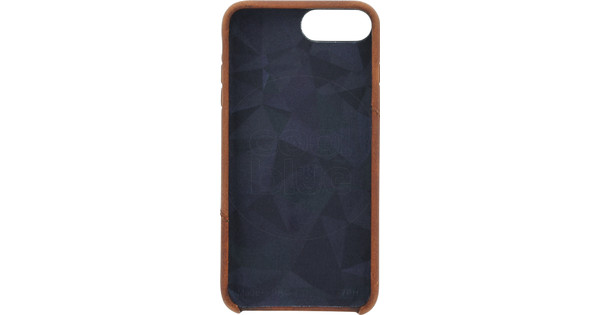 Decoded Leather Back Cover Apple iPhone 7 Plus/8 Plus Bruin