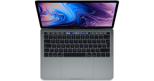 Apple MacBook Pro 13'' Touch Bar (2018) 16GB/1TB 2,7GHz Space Gray