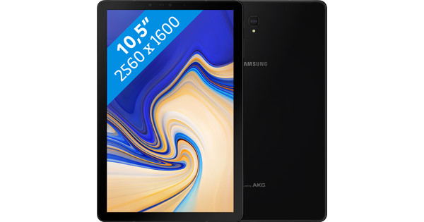 Samsung Galaxy Tab S4 WiFi + 4G Black