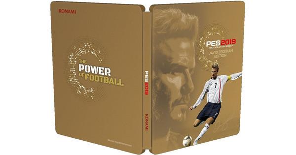 Pro Evolution Soccer 2019 David Beckham Edition PS4