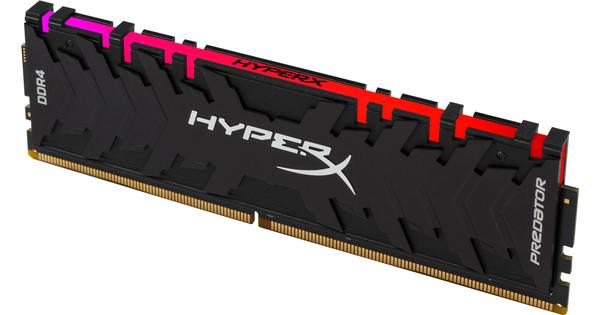 Kingston HyperX Predator RGB 8GB DDR4 DIMM 2933MHz (1x8GB)