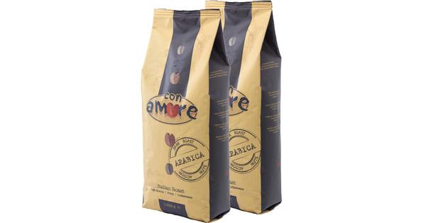 Caffe Con Amore Arabica coffee beans 2kg