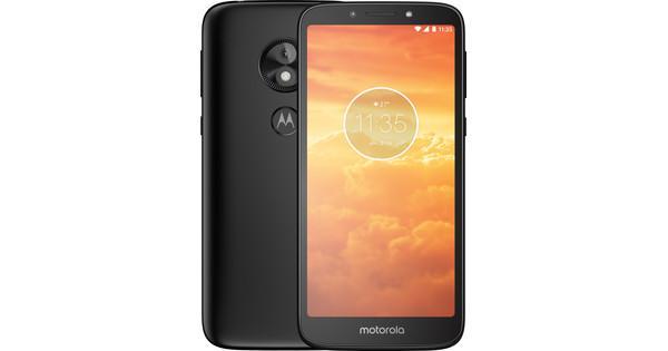29f80684d Motorola Moto E5 Play Black - Coolblue - Before 23 59