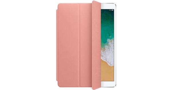Apple iPad Pro 10,5 inch Leren Smartcover Rozenkwarts