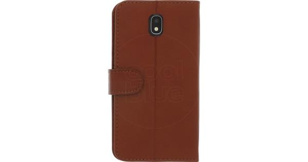 Valenta Booklet Classic Samsung Galaxy J5 (2017) Book Case Brown
