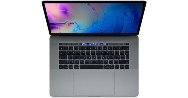 Apple MacBook Pro 15'' Touch Bar (2018) 16GB/4TB 2,9GH Space Gray