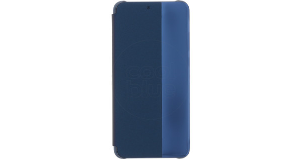 Huawei P20 View Cover Book Case Blue