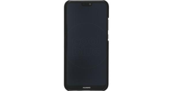 Azuri Magnetic Case Huawei P20 Lite Back Cover Black