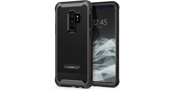 Spigen Reventon Samsung Galaxy S9 Plus Full Body Gray