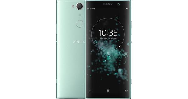 Sony Xperia XA2 Plus Dual Sim 32GB Green