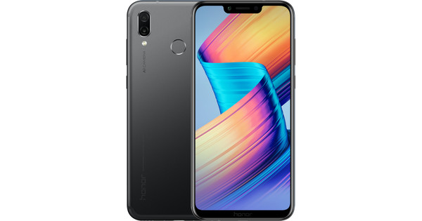 Honor Play Zwart