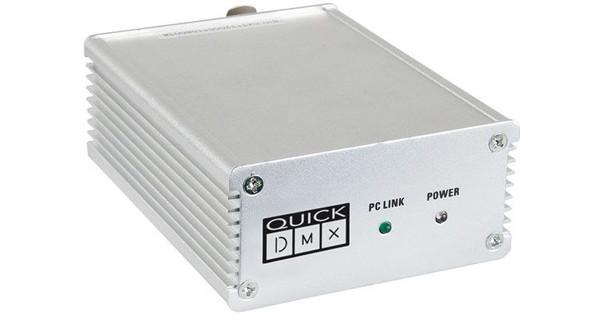 Showtec quick DMX D512