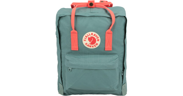 8e26abd8cc1 Fjällräven Kånken Frost Green/Peach Pink - Coolblue - Before 23:59,  delivered tomorrow