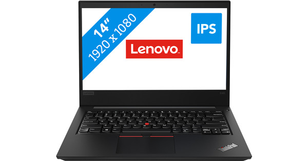Lenovo Thinkpad E480 i7 - 8GB - 256GB SSD