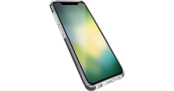Azuri Flexible Bumper Apple iPhone Xr Back Cover Black