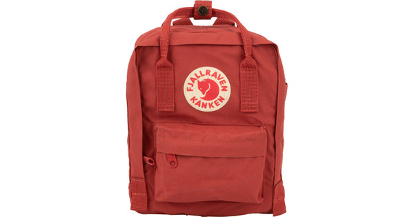 e749da8e3e Fjällräven Kånken Mini Deep Red - Coolblue - Before 23 59