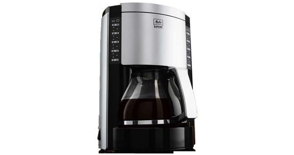 Melitta Koffiezetapparaat Look III Deluxe Zwart