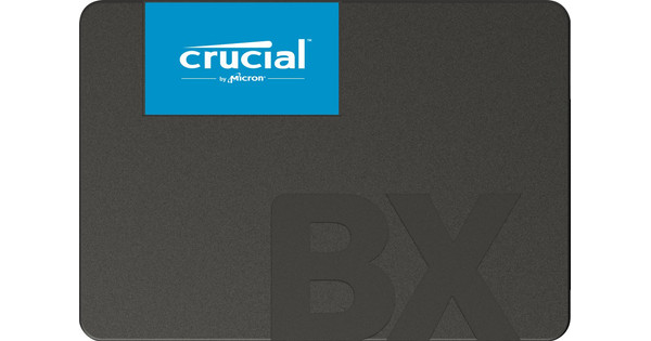 Crucial BX500 480GB 2 5 inches