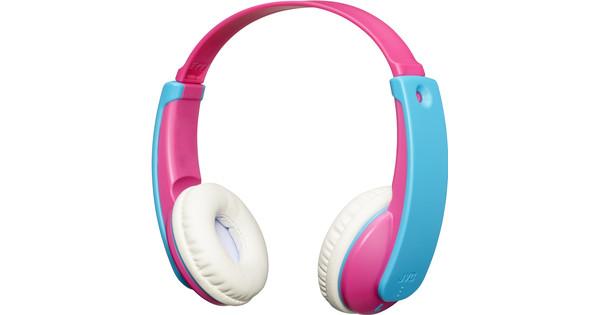 JVC HA-KD9BT Roze/Blauw