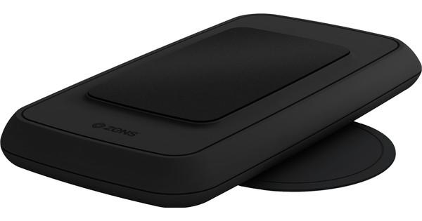 Zens Wireless Charger Powerbank 4 500mAh Black