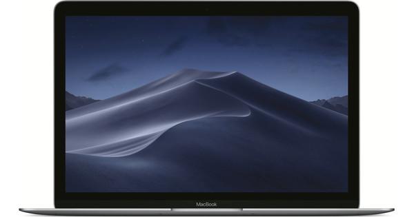 "Apple MacBook 12"" (2017) 8/256GB - 1,3GHz Space Gray"