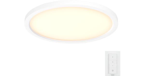 Hue Lampen Coolblue : Philips hue aurelle plafonnière wit cm coolblue anything
