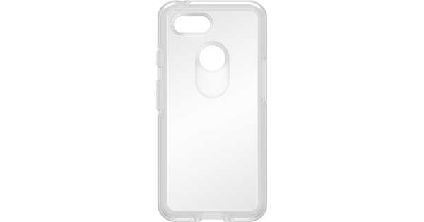 Otterbox Symmetry Google Pixel 3 Back Cover Transparent