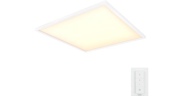 Hue Lampen Coolblue : Philips hue aurelle plafonnière vierkant wit cm coolblue