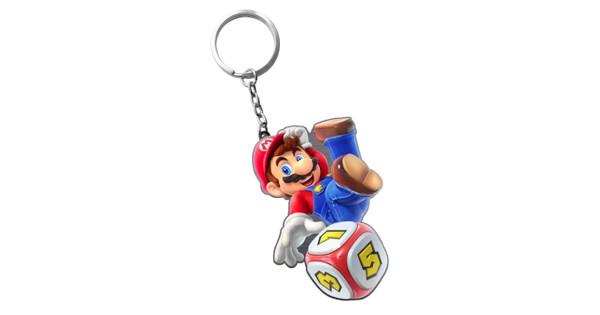 Super Mario Party Sleutelhanger