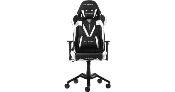 DXRacer Valkyrie Gaming Chair Black/White