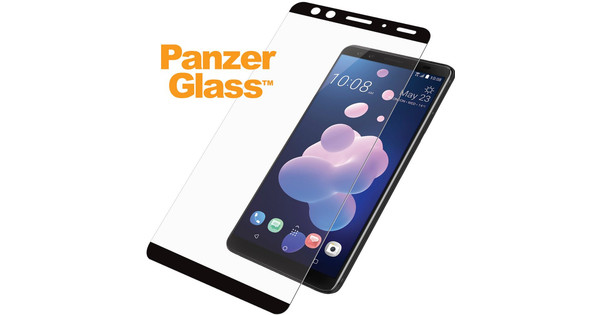 PanzerGlass Screen Protector HTC U12 Plus Black