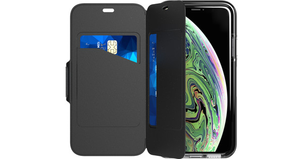 Tech21 Evo Wallet iPhone X / Xs - Black