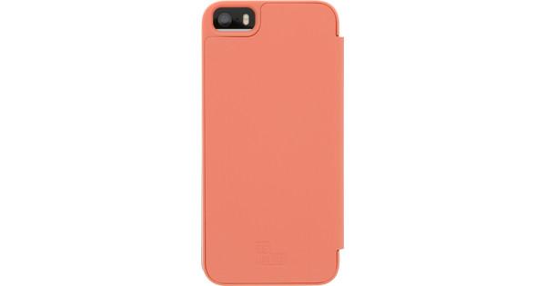 BeHello Book Case Apple iPhone 5/5S/SE Roze