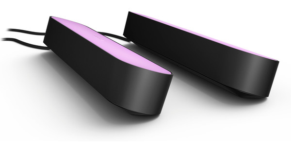 Hue Lampen Coolblue : Philips hue play light bar white color black units coolblue