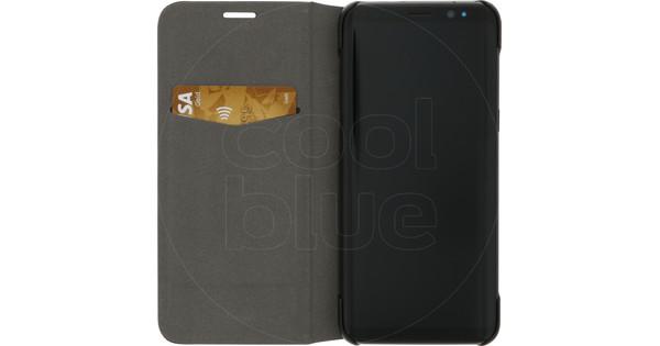 Azuri Booklet Ultra Thin Samsung Galaxy S8 Book Case Black