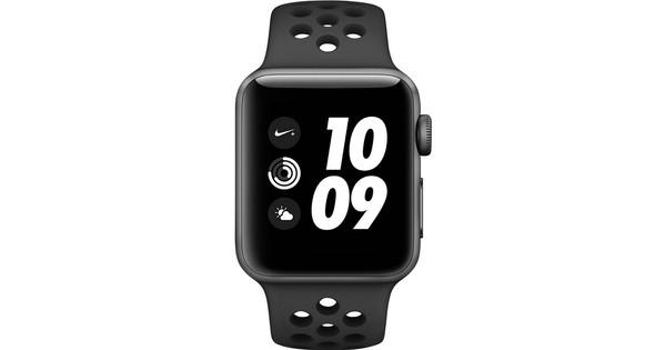 Apple Watch Series 3 Nike+ 38mm Space Gray Aluminum/Black