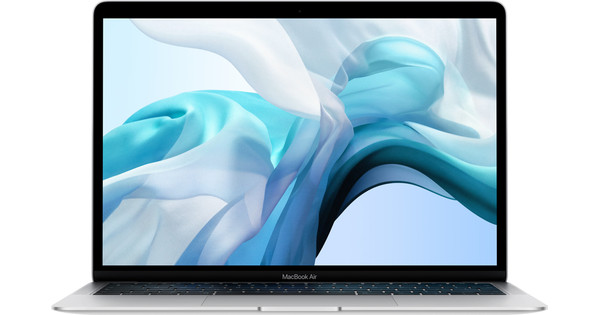 Apple MacBook Air 13,3 inches (2018) MREA2N/A Silver