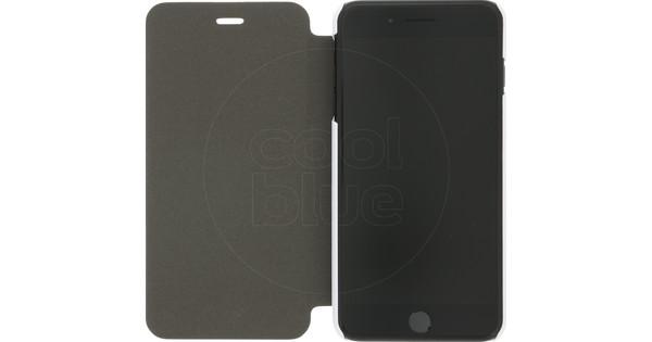 Azuri Booklet Ultra Thin Apple iPhone 7 Plus Book Case White