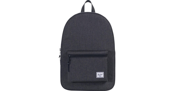 33bf7e7b201 Herschel Settlement Black Crosshatch - Coolblue - Before 23:59, delivered  tomorrow