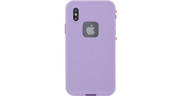 Lifeproof Fre Apple iPhone X Full Body Purple