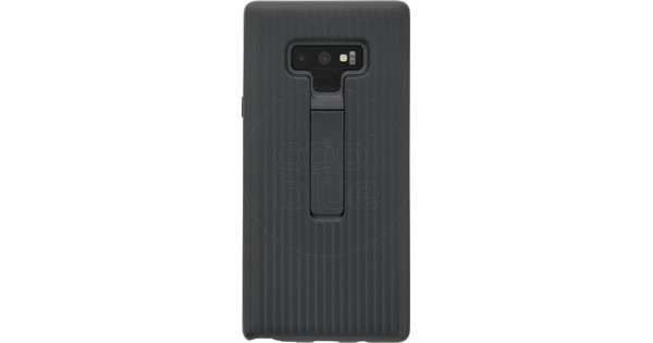 Samsung Galaxy Note 9 Protective Standing Back Cover Black