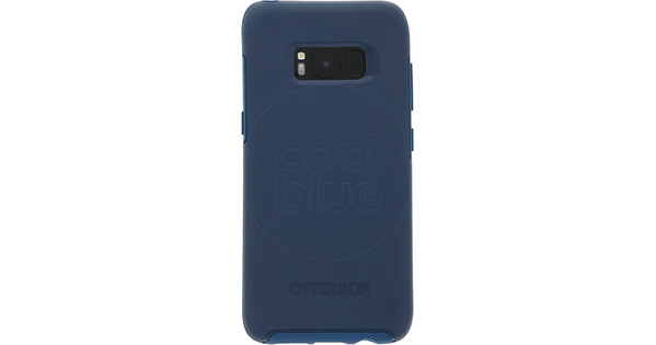 Otterbox Symmetry LTDE Samsung Galaxy S8 Back Cover Blauw