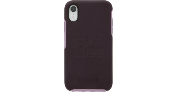 Otterbox Symmetry Apple iPhone Xr Back Cover Purple